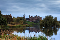 Linlithgow Palace, of an early  Autumn evening (Damon Finlay) Tags: canon landscape scotland ruins palace historic 1785mm efs linlithgow linlithgowpalace westlothian scoltand historicarchitecture efs1785mm 60d canon60d historicscoltand