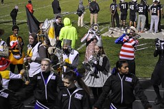 PHSN Band Senior Night654 (Howard TJ) Tags: school costumes festival kids french drums football high drum performance band trumpet games bands marching trombone horn tuba sax brass frenchhorn clarinet seniors pickerington omea woodwinds melophone phsn