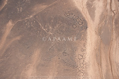 Ghusein Cairn 19 (APAAME) Tags: archaeology ancienthistory middleeast airphoto aerialphotography cairn aerialarchaeology