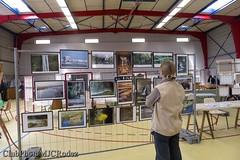 5-Expo photos club MJC (clubphotomjcrodez) Tags: photos exposition artisans peintures maquettes toiles élus officiels modèlesréduits onetlechateau costesrouges