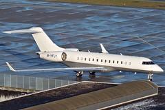 M-YFLY (Bertski29) Tags: private aviation bombardier globalexpress businessjet corporatejet zurichinternationalairport bd700 myfly bombardierbd7001a10globalexpress wef2014