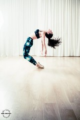 Ballet (Photo Lex) Tags: ballet woman girl modern studio point dance jump kick nederland pointe brunette alkmaar barre moderndacne