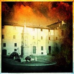 Piazza Di San Bartolomeo all'Isola ..Trastavere.. Rome