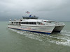 Wightlink Catamaran (Hobgoblin737) Tags: catamaran