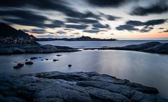 L'imminence d'un jour nouveau (Tonton Dave) Tags: sea mer norway sunrise lofoten leverdesoleil norvège a
