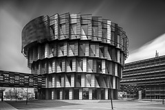 Shade Spins On The Kuggen (Mabry Campbell (2nd Account)) Tags: longexposure blackandwhite bw building architecture gteborg photography photo europe photographer exterior image sweden gothenburg may explore photograph le commercial 100 sverige 24mm scandinavia campbell f71 gert fineartphotography goteborg mabry tiltshift architecturalphotography lindholmen vstragtaland commercialphotography explored 2013 architecturephotography gertwingrdh commercialphotographer tse24mmf35l fineartphotographer kuggen architecturalphotographer wingrdh houstonphotographer architecturephotographer mabrycampbell mabrycampbellcom may172013 2560sec thekuggen 201305170h6a1930