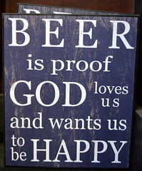 Beer Is The Proof [Kitchener - 14 August 2014] (Doc. Ing.) Tags: summer ontario canada beer sign market letters kitchener northamerica proof stjacobs on 2014 stjacobsmarket