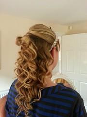 "Cheryl Farmer Bridal Hair • <a style=""font-size:0.8em;"" href=""http://www.flickr.com/photos/36560483@N04/15596403022/"" target=""_blank"">View on Flickr</a>"