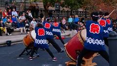 Taiko Drummers 4