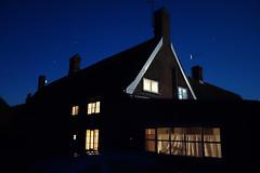Cottage under the stars (judithbluepool) Tags: cottage cosy starrynight countrycottage starlight cottageunderthestars