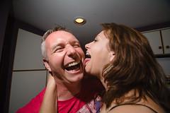 _MG_0063-277 (k.a. gilbert) Tags: birthday kitchen tongue laughing tim rachel lick indoors handheld wireless inside fullframe speedlight 116 uwa offcameraflash rftrigger tokina1116mmf28 canon430exii ettl2 canon5dc yongnuo622c