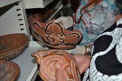 Ceramistas visitam a reserva Berta Ribeiro (MUSEU DO ÍNDIO / página oficial) Tags: do museu rj arte cerâmica da botafogo terra suruí indígena índio asurini seminário terena karajá ceramistas etnias