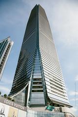 ICC Tower (Arvind Manjunath) Tags: canon hongkong canon5d kowloon arvind 2014 thomsonreuters arvindmanjunath motofotog