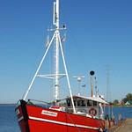 Der kleine Hafen an der Wittower Fähre auf Rügen (2) thumbnail