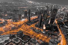 At the top Burj Khalifa Dubai (d.klee_photography) Tags: dubai top khalifa burj