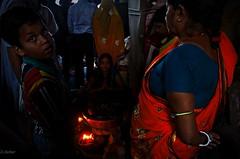 Chhath,2014,kolkata (Sarkar.debasrita) Tags: sun india festival set river photography nikon god goddess rise hindu hinduism kolkata puja belur maiya westbengal gangas bihari worshipped chhart d5100
