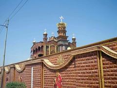 Church of St. Karas - St. Shenouda Monastery - Sohag Western Mount - By Amgad Ellia 12 (Amgad Ellia) Tags: church st by mount monastery western amgad karas ellia shenouda sohag