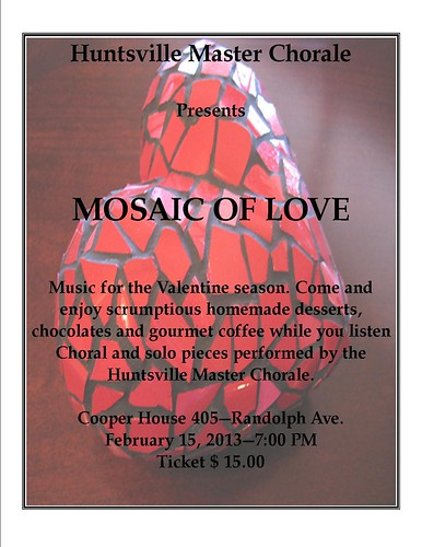 Mosaic of Love February 2014