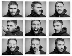 Marko (Braca Nadezdic) Tags: film analog studio polaroid mod fuji schneider xenar 105mm polaroid180