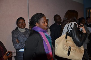 IVLP: Journalists from Francophone Africa Visit QPTV