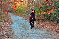 Brittney (BlakeLewisPhotography) Tags: life autumn woman baby mountains fall love girl beautiful loving lady cool woods babies child pics awesome north pregnancy stomach pregnant carolina wife fields pro