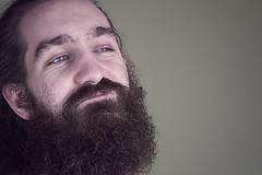 Day 316 (Michael Rozycki) Tags: portrait face self canon project hair beard personal smug moustache 7d git 1755