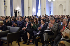 Inauguration of Global South-South Development Expo at the OAS (OEA - OAS) Tags: south un development onu global oas oea organizationofamericanstates southsouth organizacindelosestadosamericanos