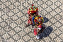 Jamaa el Fna (PhotoRys) Tags: africa street old city travel people square landscape photography market main el tourist arabic morocco marrakech medina marrakesh narrow travelblog fna jemaa djema elfna djemaa jamaa elfnaa altewedrowki photorys