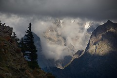 The Kinner-Kailash range, India 2016 (reurinkjan) Tags: india 2016 janreurink himachalpradesh spiti kinaur ladakh kargil jammuandkashmir kinnaurkailashrange stormyweather himalayamountains himalayamtrange himalayas landscapepicture landscape landscapescenery mountainlandscape weathernamshi