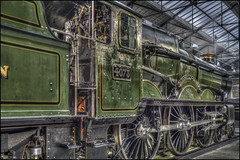 Swindon Steam Museum 20 (Darwinsgift) Tags: swindon steam museum great western railway hdr photomatix pro 5 nikon d810