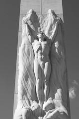 The Spirit of Sacrifice (dangr.dave) Tags: sanantonio tx texas bexarcounty downtown historic architecture cenotaph alamo alamocenotaph