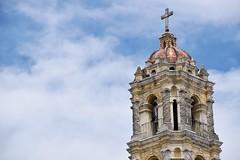 Campanario (Mario Adalid) Tags: iglesia ixtapaluca mexico mejico estado edomex parroquia coatepec colonial