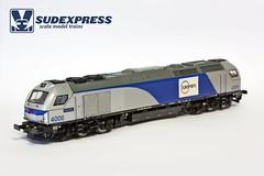 E4000_Alesia (Grupo Avaliare Engenharia) Tags: sudexpress ferrovial hgk alesia europorte h0 euro 4000 vossloh 187