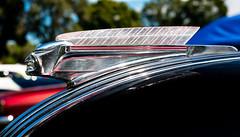 Pontiac hood ornament (hz536n/George Thomas) Tags: riversidepark artdeco orphanscarshow 2016 cs5 canon canon5d ef1740mmf4lusm indiandesign michigan pontiac september summer ypsilanti carshow copyright ornament
