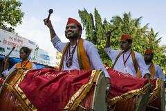 4/19. Dhol Tasha - Ganeshotsav - Pune - 2016 (Anant N S) Tags: maharashtra pune india indianfestival ganpati ganeshotsav ganesh ganeshvisarjan 2016 festival dhol tasha streetphotography streetportraiture portrait