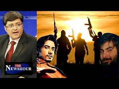 Send Back Pakistani Stars - Politically Correct?: The Newshour Debate (23rd Sep 2016) (swapnishjadhav) Tags: swapnish audio sound music mix master engineer creative