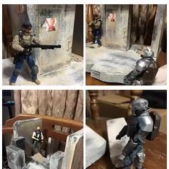 Carsia Bros vs The Cobra Mercenary Wraith. Mission: Eliminate (stanbstanb) Tags: lomics comics destruction eliminate mercenary mission valentino