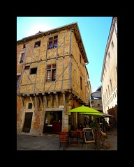 Cahors (Panoussiadis.) Tags: france cahors street