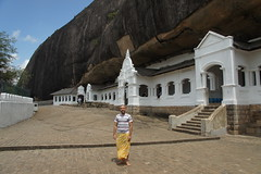 Dambulla, Sri Lanka, September 2016