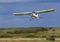 G-CIKE Foxbat, Montrose (wwshack) Tags: aeroprakt22ls angus foxbat foxbatsupersport montrose scotland gcike