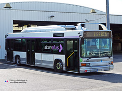 Heuliez GX317 - STAN 209 (Pi Eye) Tags: bus autobus nancy cugn grandnancy cgfte stan heuliez gx317 gnv cng erdgas
