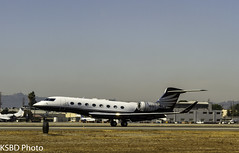 N1KE G650 (KSBD Photo) Tags: n1ke g650 kbur bur hollywoodburbankairport burbankbobhopeairport airport