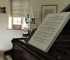 """Harmony & Me"" (Adam Swaine) Tags: piano interiors swaine 2016 canon uk english england british music macro sheets sheetmusic oxon homes rooms keys"