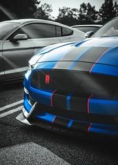 Shelby GT350R (crashmattb) Tags: caffeineandoctane canon70d canon35mmf2isusm august 2016 carphotography sportscar atlanta georgia carshow carmeetup ipadpro photoshopfix photoretouching atl s550 mustang ford