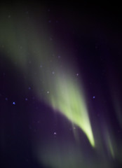 2016_11_10_ist-osl-lax_204z (dsearls) Tags: 20161110 istosllax aurora night sky auroraborealis northernlights blue purple black stars flying aviation windowseat windowshot turkishairlines turkish solarwind coronalmassejection canada north