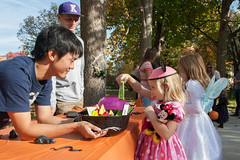 Students and Community Celebrate Halloween (Knox College) Tags: knoxcollege students candy community kids fraternity studentshalloween2016467583 halloween