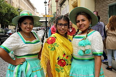 JMF288486  - Zaragoza -Bolivianas en la fiesta del Pilar 2016 (JMFontecha) Tags: jmfontecha jessmarafontecha jessfontecha folklore folclore fiesta festival feria tradicin tradiciones etnografa espaa spain