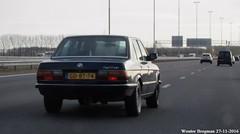 BMW E28 525E automatic 1987 (XBXG) Tags: gdbt74 bmw e28 525e automatic 1987 bmwe28 automatique bva bmw525 a2 knooppunt deil nederland holland netherlands paysbas vintage old classic german car auto automobile voiture ancienne allemande deutsch germany deutschland vehicle outdoor