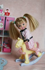 IMG_7734 (irinakopilova) Tags: barbie kelly doll little sister shelly small baby