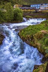 070319_CB_1063 (aud.watson) Tags: europe norway sunnmoreregion geirangerfjorden fjord waterfalls water mountains geiranger dawn
